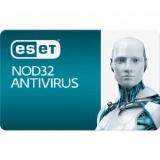 АНТИВІРУС ESET NOD32 ANTIVIRUS 3ПК 12 МІС. BASE/20 МІС ПОДОВЖЕННЯ КОНВЕРТ (2012-19-KEY)