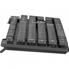 КЛАВІАТУРА DEFENDER ELEMENT HB-190 USB RU BLACK (45191)