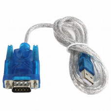 ПЕРЕХІДНИК ATCOM USB TO COM CABLE 0,85М (USB TO RS232) (17303)