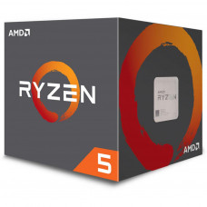 ПРОЦЕСОР AMD RYZEN 5 1600 (YD1600BBAFBOX)