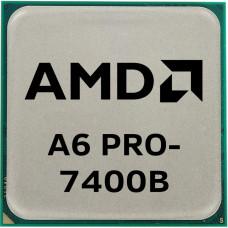 ПРОЦЕСОР AMD A6 PRO-7400B (AD740BYBI23JA)