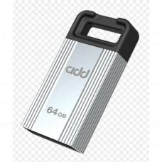 USB ФЛЕШ НАКОПИЧУВАЧ ADDLINK 64GB U30 SILVER USB 2.0 (AD64GBU30S2)