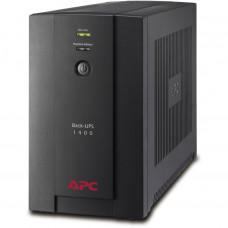 ПРИСТРІЙ БЕЗПЕРЕБІЙНОГО ЖИВЛЕННЯ APC BACK-UPS 1400VA, IEC (BX1400UI)