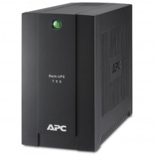 ПРИСТРІЙ БЕЗПЕРЕБІЙНОГО ЖИВЛЕННЯ APC BACK-UPS 750VA (BC750-RS)